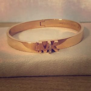 New: Michael Kors Rose Gold Bangle